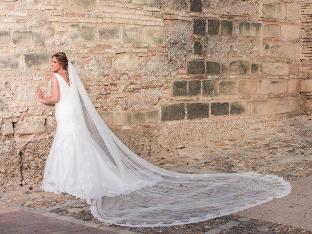 La boda de Oscar y Vanessa en Jerez De La Frontera, Cádiz 16