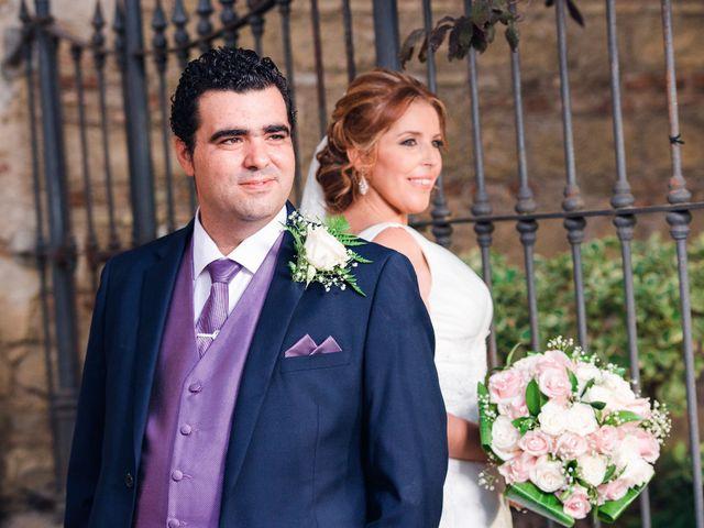 La boda de Oscar y Vanessa en Jerez De La Frontera, Cádiz 18