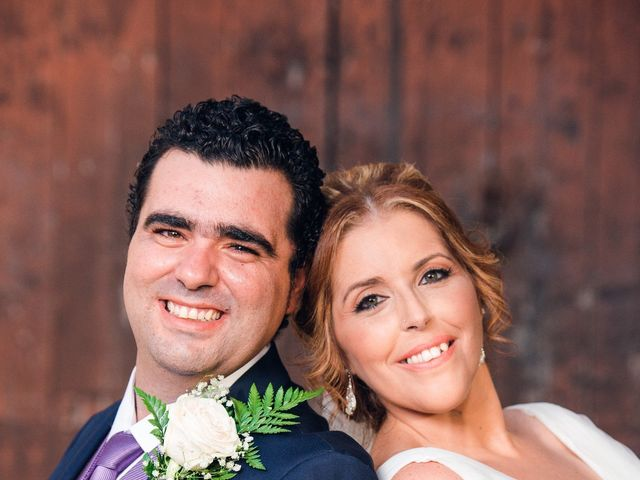 La boda de Oscar y Vanessa en Jerez De La Frontera, Cádiz 19