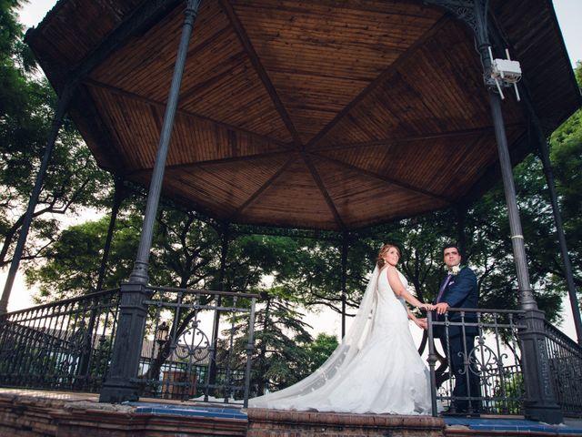 La boda de Oscar y Vanessa en Jerez De La Frontera, Cádiz 22