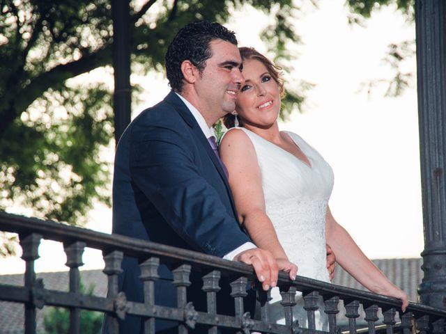 La boda de Oscar y Vanessa en Jerez De La Frontera, Cádiz 23