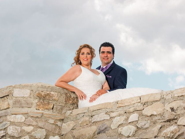La boda de Oscar y Vanessa en Jerez De La Frontera, Cádiz 26