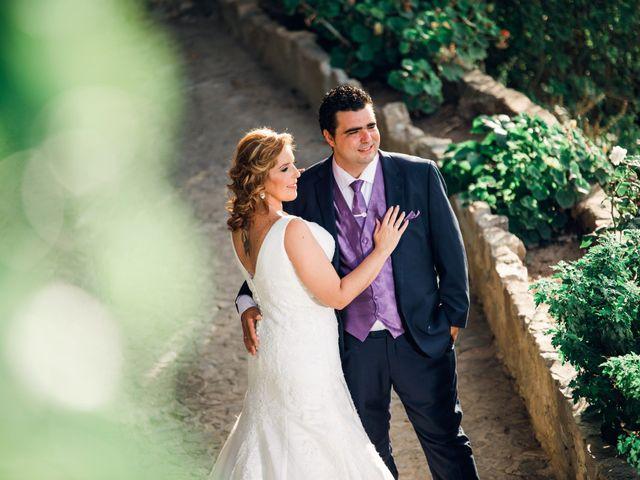 La boda de Oscar y Vanessa en Jerez De La Frontera, Cádiz 30