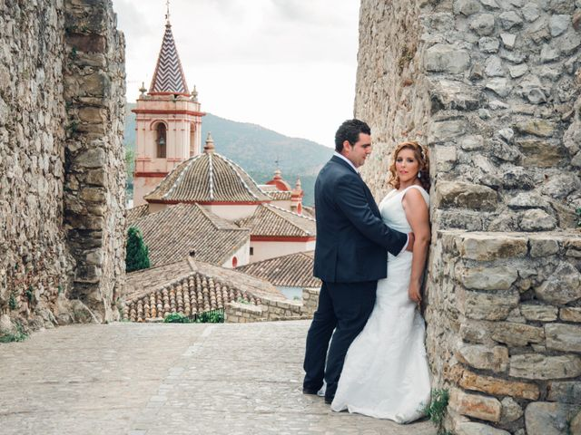 La boda de Oscar y Vanessa en Jerez De La Frontera, Cádiz 32