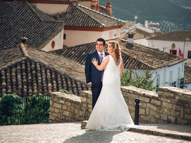 La boda de Oscar y Vanessa en Jerez De La Frontera, Cádiz 33