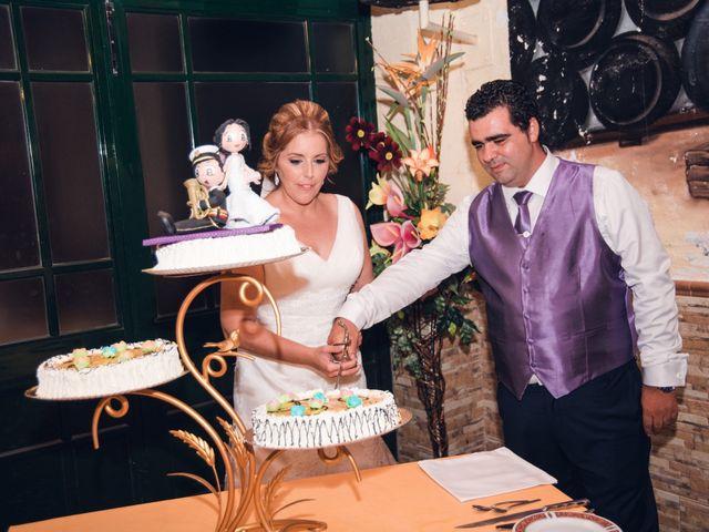 La boda de Oscar y Vanessa en Jerez De La Frontera, Cádiz 36