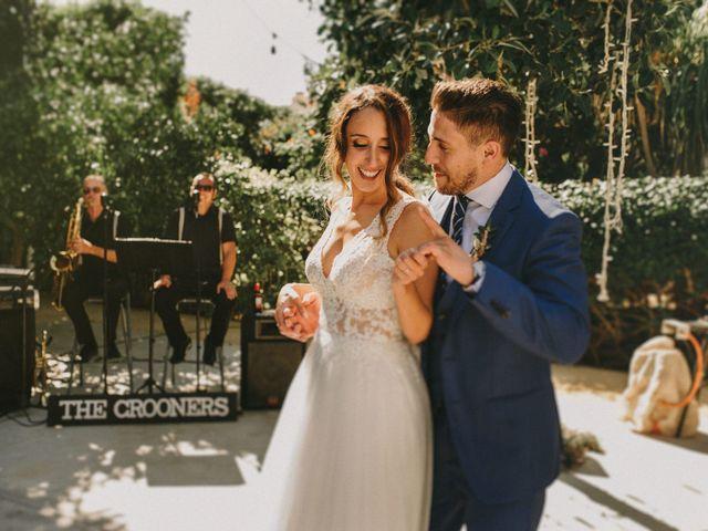 La boda de Martín y Sonia en Elx/elche, Alicante 21