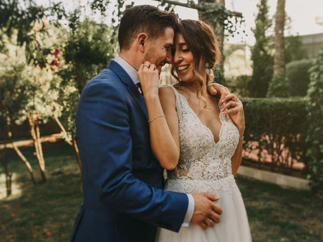 La boda de Martín y Sonia en Elx/elche, Alicante 2