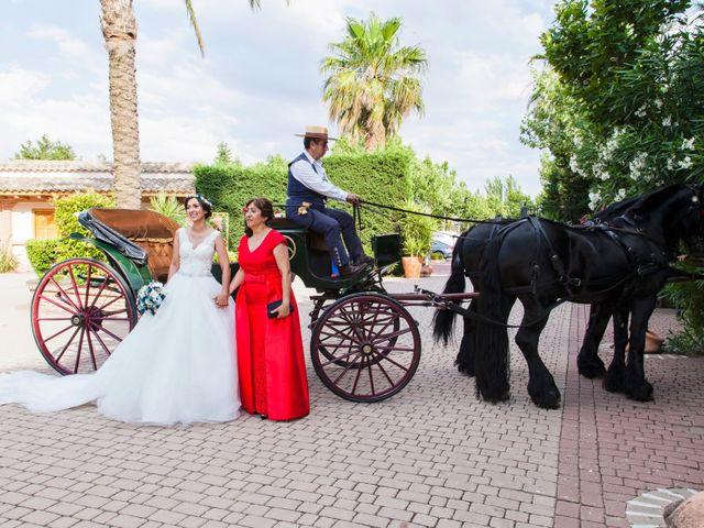 La boda de Mario y Ainhoa en Illescas, Toledo 13