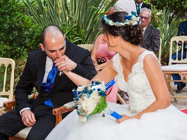 La boda de Mario y Ainhoa en Illescas, Toledo 14