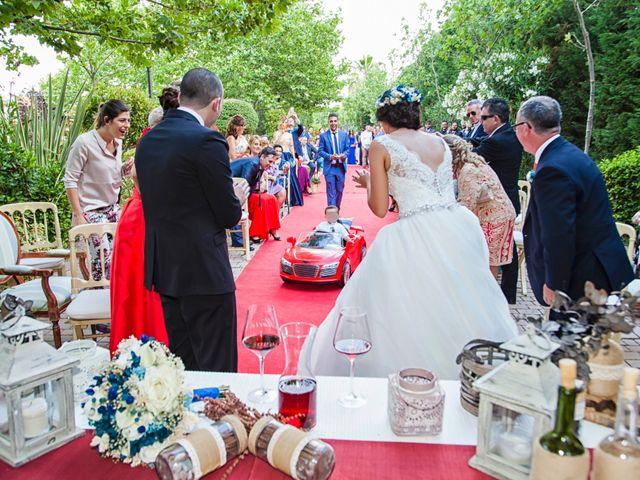 La boda de Mario y Ainhoa en Illescas, Toledo 15