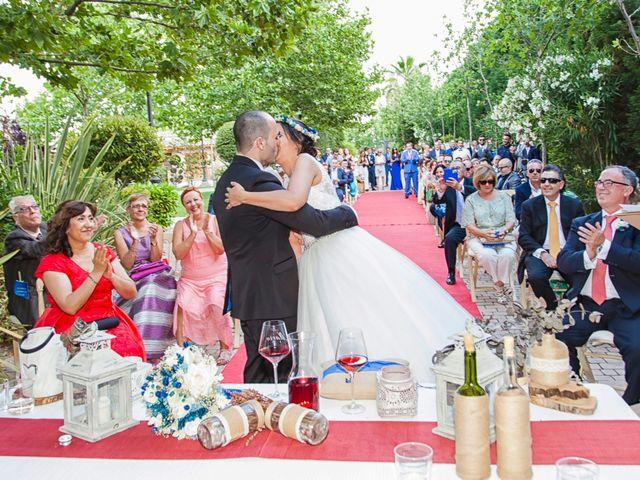 La boda de Mario y Ainhoa en Illescas, Toledo 1