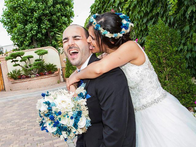 La boda de Mario y Ainhoa en Illescas, Toledo 17
