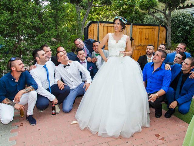 La boda de Mario y Ainhoa en Illescas, Toledo 20