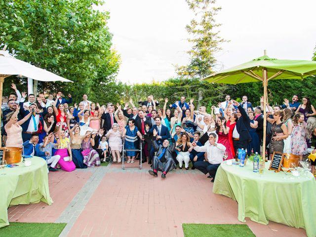La boda de Mario y Ainhoa en Illescas, Toledo 23