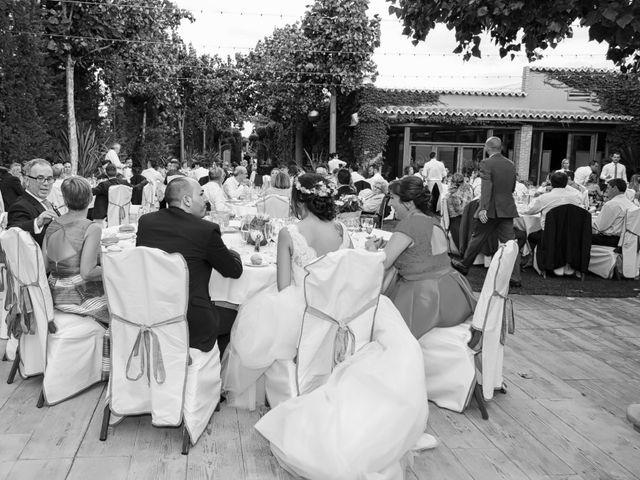 La boda de Mario y Ainhoa en Illescas, Toledo 25