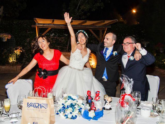 La boda de Mario y Ainhoa en Illescas, Toledo 27