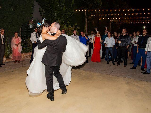 La boda de Ainhoa y Mario