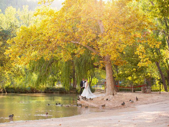 La boda de Juan y Noe en Casas Ibañez, Albacete 14