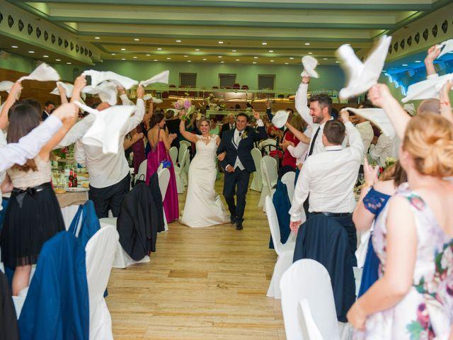 La boda de Juan y Noe en Casas Ibañez, Albacete 8