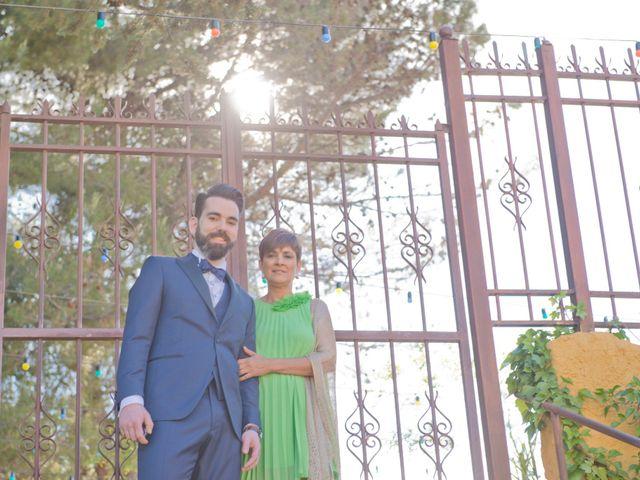 La boda de Borja y Sarai en Cuenca, Cuenca 15