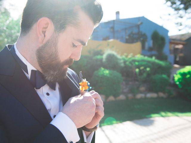 La boda de Borja y Sarai en Cuenca, Cuenca 21