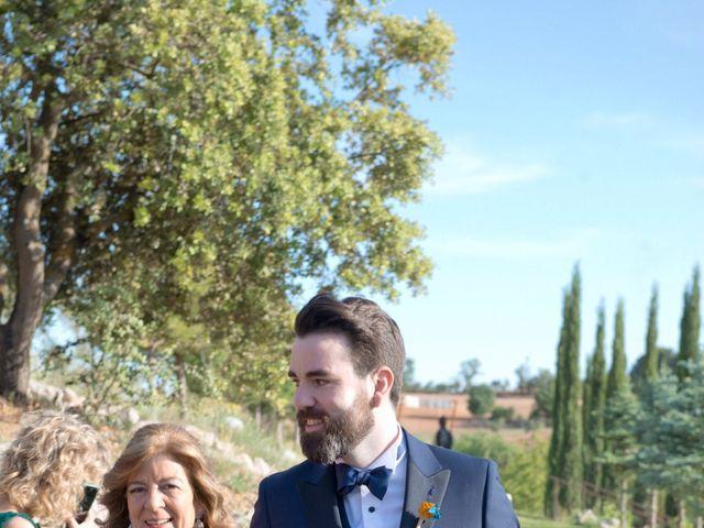 La boda de Borja y Sarai en Cuenca, Cuenca 29