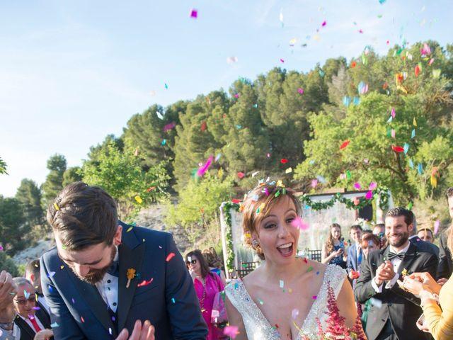 La boda de Borja y Sarai en Cuenca, Cuenca 42