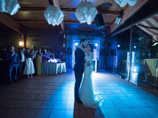 La boda de Borja y Sarai en Cuenca, Cuenca 52