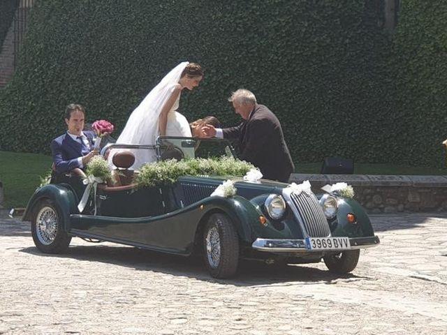 La boda de Silvia  y Xavi  en Peralada, Girona 9