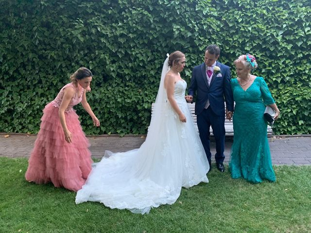 La boda de Yolanda y Jonathan  en El Molar, Jaén 2