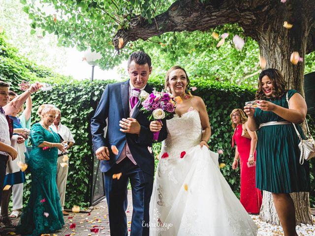 La boda de Yolanda y Jonathan  en El Molar, Jaén 1