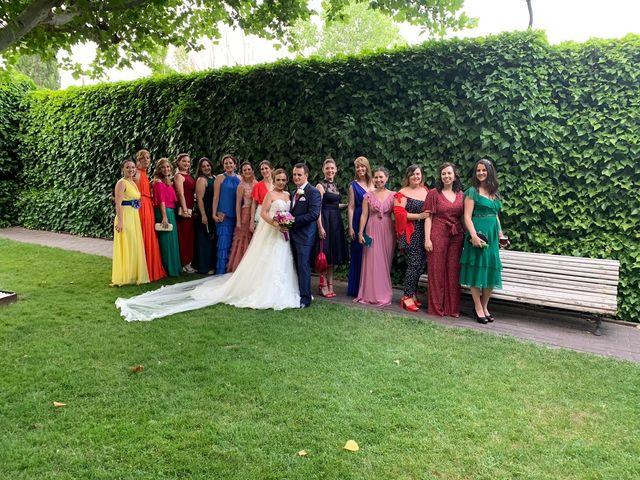 La boda de Yolanda y Jonathan  en El Molar, Jaén 4