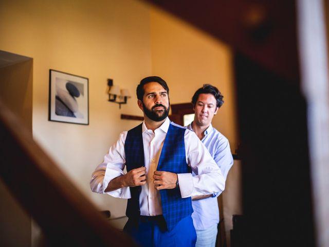 La boda de Mario y Ester en Campillo De Ranas, Guadalajara 4