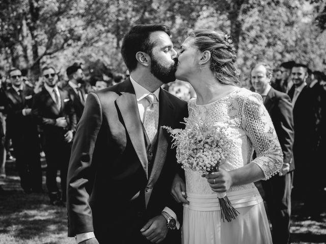 La boda de Mario y Ester en Campillo De Ranas, Guadalajara 93