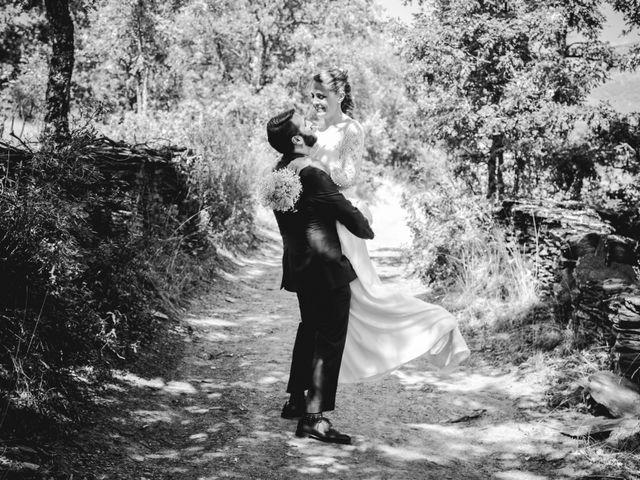 La boda de Mario y Ester en Campillo De Ranas, Guadalajara 98