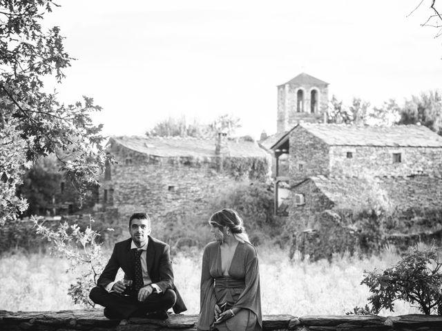 La boda de Mario y Ester en Campillo De Ranas, Guadalajara 136