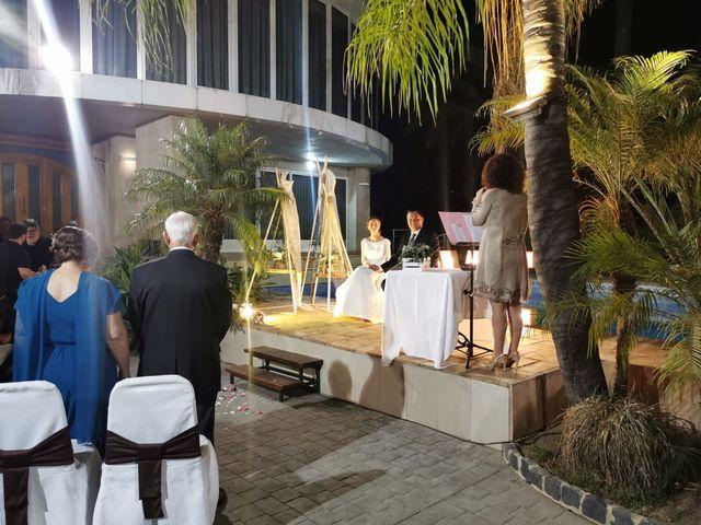 La boda de Javi y Lucina en Riola, Valencia 2