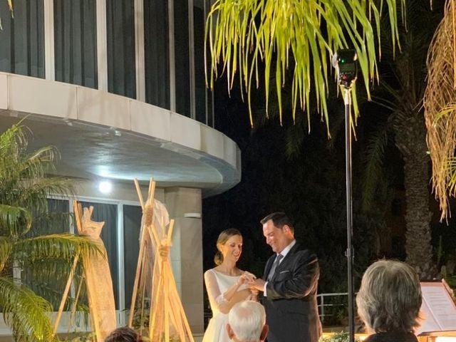 La boda de Javi y Lucina en Riola, Valencia 3