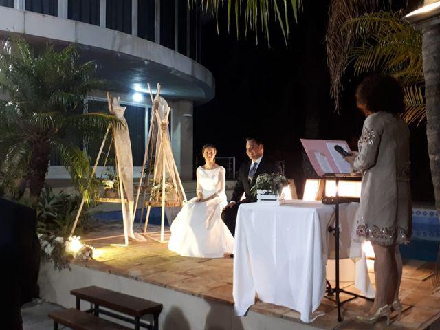 La boda de Javi y Lucina en Riola, Valencia 1