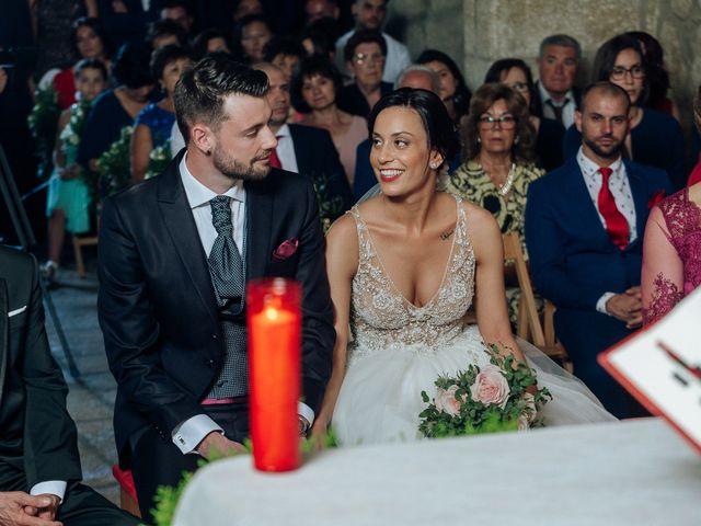 La boda de Thomas y Tamara en Celanova, Orense 21