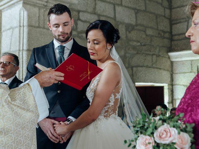 La boda de Thomas y Tamara en Celanova, Orense 25
