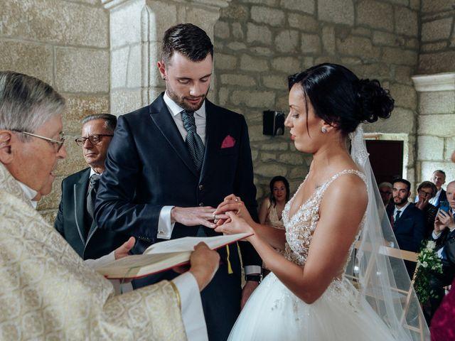 La boda de Thomas y Tamara en Celanova, Orense 27