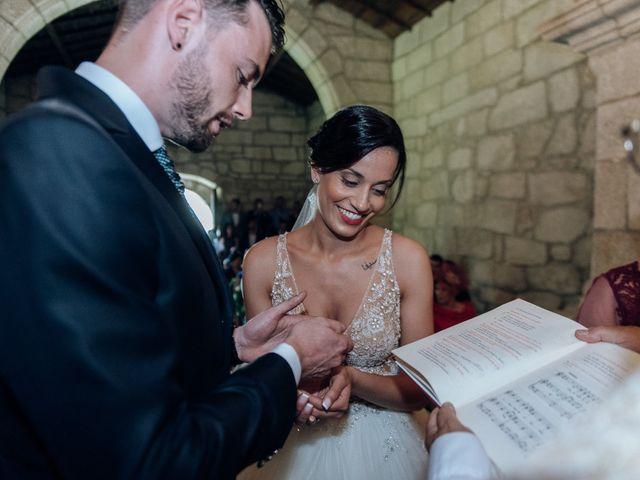 La boda de Thomas y Tamara en Celanova, Orense 28