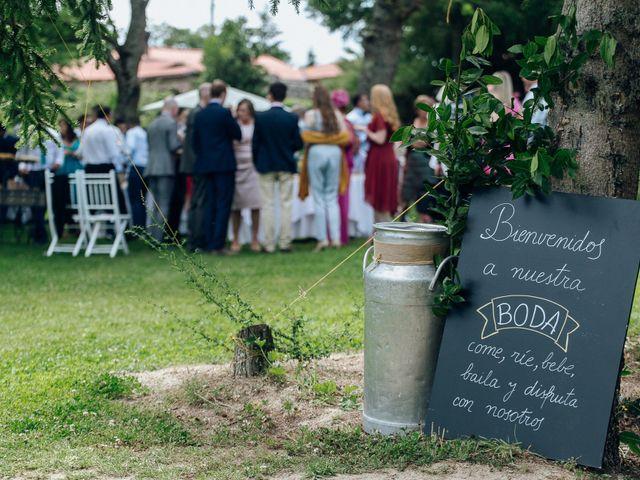 La boda de Thomas y Tamara en Celanova, Orense 33