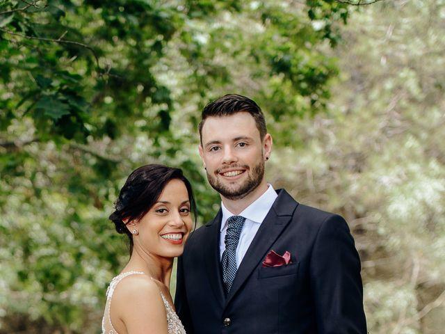 La boda de Thomas y Tamara en Celanova, Orense 36