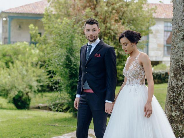 La boda de Thomas y Tamara en Celanova, Orense 37
