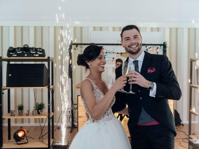 La boda de Tamara y Thomas