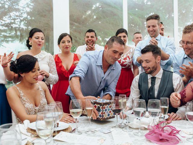 La boda de Thomas y Tamara en Celanova, Orense 62