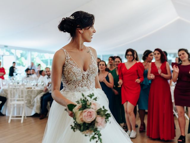 La boda de Thomas y Tamara en Celanova, Orense 64